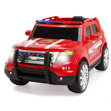 12V Kids Firetruck Ride-On SUV Car W/ 2 Speeds, Lights, AUX - Red ... Spray Rescue Fire Truck Little Tikes Amazoncom Kid Trax Red Engine Electric Rideon Toys Games Kids Ride On Unboxing And Review Youtube Mega Bloks 3in1 Toy Amazoncouk For Riding Rombout Middle School Pto To With The Bravest Avigo Ram 3500 12 Volt Powered Cars Schylling Metal Speedster Vintage Marx Pressed Steel Revell Fisher Price Ebay
