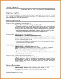 Nursing Student Resume Examples And 14 Unique Template Sample Pre
