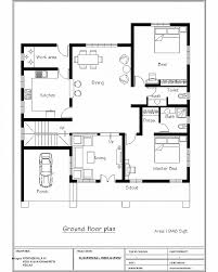 3bhk House Plan India Beautiful 2 Bedroom Plans Home Design