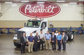 Peterbilt Model 567 Set-Forward Front Axle Truck In Full Production ...