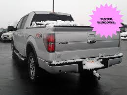 100 Mcatee Truck Sales Used OneOwner 2012 Ford F150 FX4 4X4 SUPERCREW In Olathe KS