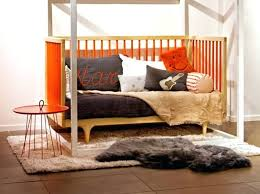 canapé chambre canape lit pour chambre d ado une banquette le jour comme la nuit
