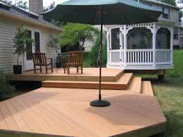 Screened In Decks And Patios  Design and Ideas