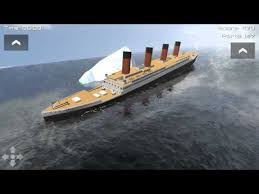 Titanic Sinking Animation Real Time by Lusitania Sinking Animation Sinks Ideas