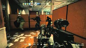 siege conference rainbow six siege multiplayer live gameplay e3 2015 ubisoft