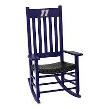 shop hinkle chair company hinkle nascar rockers purple black