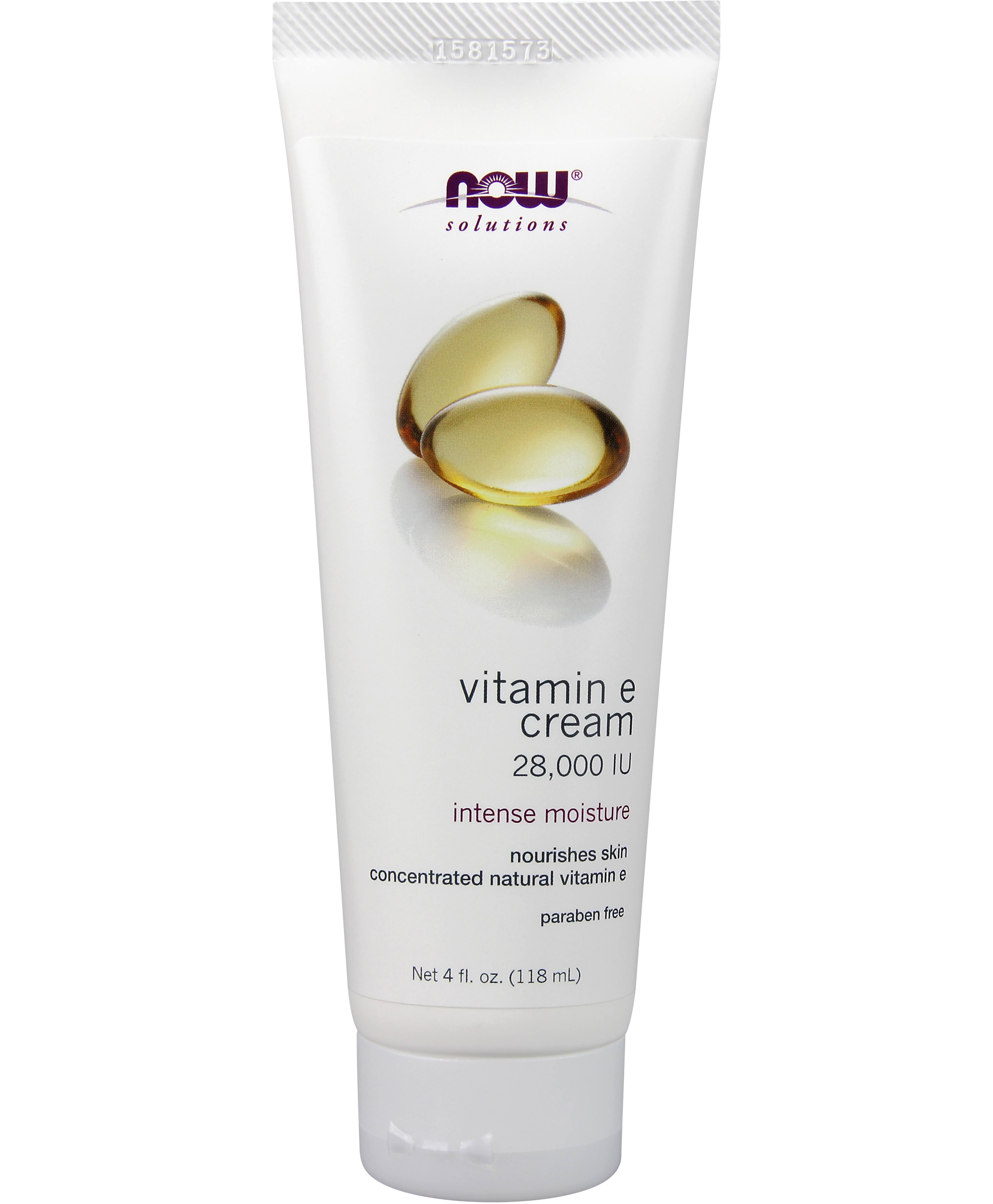 Now Vitamin E Cream