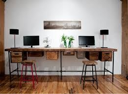 bureau recup meuble bureau industriel et bureau mural diy en 63 idées diy