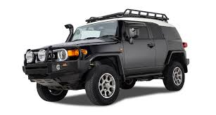 Rhino Rack Pioneer Elevation For The FJ Cruiser (84