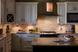 interior design smart kitchen with white kitchen cabinet and