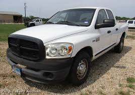 2009 Dodge Ram 2500 HD Quad Cab Pickup Truck | Item DC0032 |...