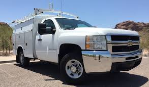 2009 chevrolet silverado 2500 work truck knapheide kuv utiltiy bed