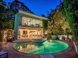 100 Hollywood Hills Houses Honeymoon House In West