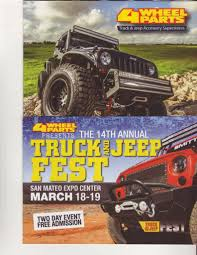 MEET-N-GREET: 2017 4WheelParts Truck&Jeep Fest, San Mateo Expo Cntr ... Instagram Photos And Videos Tagged With Tenneeseladdiction 4 Wheel Parts Truck Jeep Fest Ontario Ca 11jun16 Youtube Sunday At The Dallas Fest Trucks Pinterest Jeeps Explore Hashtag Nderwomanjeep Storms Into Puyallup Wa June 1819 2011 July 25 2009 3rd Annual Canfield Oh Darla Mngreet 2017 4wheelparts Truckjeep San Mateo Expo Cntr The Is Coming To Facebook Schaefer Bierlein Chrysler Dodge Ram Fiat New Truck And Jeep Festlanta Toyota Tundra Forum 2016
