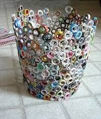 Best 25 Waste Material Craft Work Ideas On Pinterest