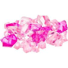 Aquarium Pink Princess Gems Gravel Accents