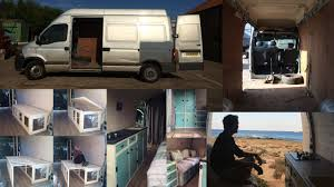 How Much Did The Van Conversion Cost