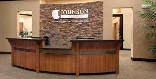 Commercial Design Modern Hotel Front Desk Reception Designs