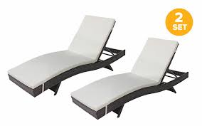 Marina Set Of 2 All-Weather Modern Outdoor Patio Chaise ... Safavieh Inglewood Brown 1piece All Weather Teak Outdoor Chaise Lounge Chair With Yellow Cushion Keter Pacific 1pack Allweather Adjustable Patio Fort Wayne Finds Details About Wooden Outindoor Lawn Foldable Portable Fniture Pat7015a Loungers By Best Choice Products 79x30inch Acacia Wood Recliner For Poolside Wslideout Side Table Foampadded Cambridge Nova White Frame Sling In Navy Blue Diy Chairs Ana Brentwood Mid20th Century British Colonial Fong Brothers Co 6733 Wave Koro Lakeport Cushions Onlyset Of 2beige