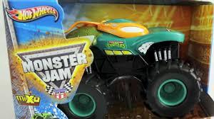 100 Tmnt Monster Truck TMNT Hot Wheels Rev Tredz Jam Teenage Mutant Ninja