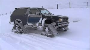 American Track Truck S10 Blazer - YouTube American Track Truck Car Suv Rubber System Canam 6x6on Tracks Atv Sxs Quads Buggies Pinterest Atv Halftrack Wikipedia Major Snowshoes For Your Car Snow Track Kit Buyers Guide Utv Action Magazine Gmc Pickup On Snow Tracks Tote Bag Sale By Oleksiy Crazy Rc Semi 6wd 5 Motors Pure Power Testimonials Nissan Tames Snow With Winter Warrior Track Trucks Video