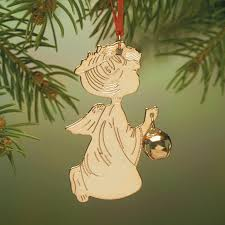 Christmas Tree Shop Fayetteville Nc by Personalized Angel Ornament Brass Christmas Ornament Miles Kimball