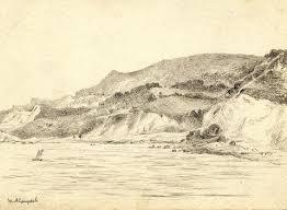 Marmaduke A Langdale Coastal Cliffs