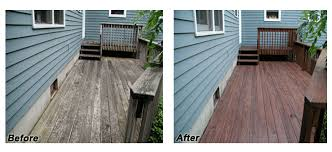 deck staining and deck cleaning in nh and ma hennessy painting