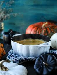 Pumpkin Bisque Recipe Vegan by Pumpkin Soup Pumpkin Bisque With Grilled Cheese Croutons