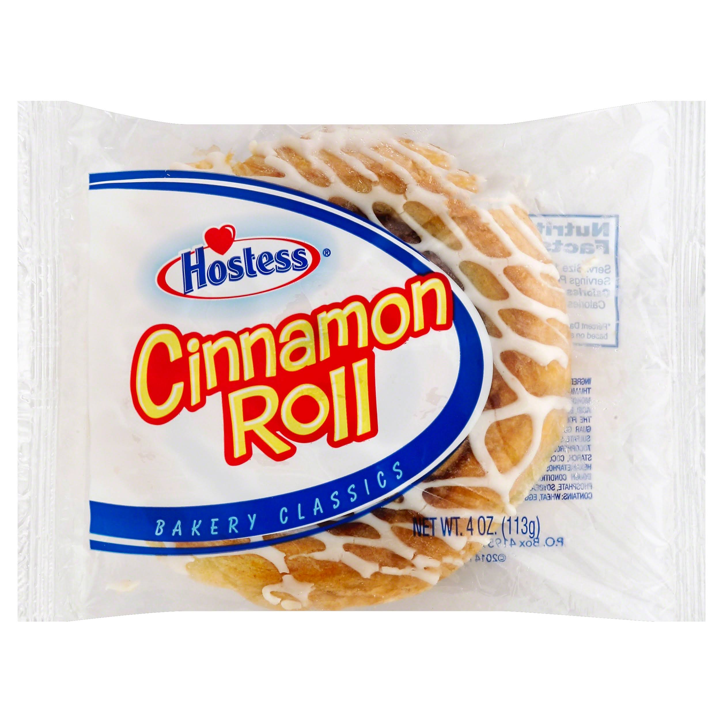 Hostess Cinnamon Rolls - 4oz