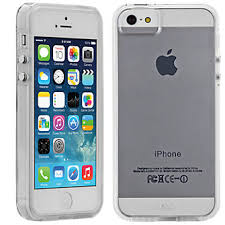 Case Mate Naked Tough Case for iPhone 5 5s SE Clear with Clear