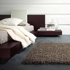 Ethan Allen Upholstered Beds by Bedroom Rossetto Platform Win Floating King In Wenge Homeclick P