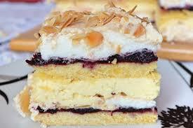 torte pani walewska rezept für beliebten polnischen kuchen