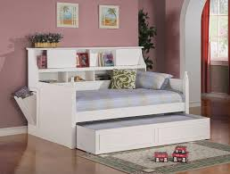 Floor Savers For Beds by Bedroom Cool Twin Bed With Trundle For Complete Your Bedroom