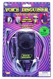 Halloween Scary Voice Changer by Amazon Com Voice Changer Halloween Novelty With 5 Voices Toys