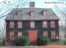Colonial Homes by Historic Buildings Of Connecticut Colonial Houses
