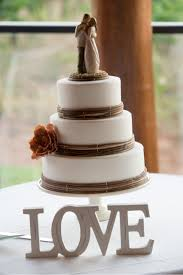 Image Gallery Of Plain Ideas Willow Tree Wedding Cake Topper Ingenious Idea LOVE Rustic Photo By