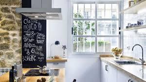 idee mur cuisine peinture relooking pas cher cuisine côté maison