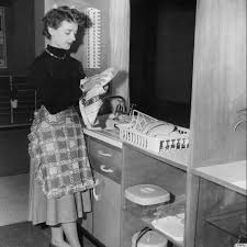 A Plastic Kitchen Seemed Like Great Idea In The 1950s PHOTO