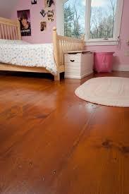 Bedroom Flooring White Pine