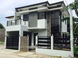 100 Cheap Modern House Designs Zen2StoreyResidenceVermontRoyaleAntipolo
