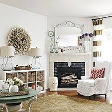 corner fireplace tips