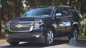 2016 Chevy Tahoe And GMC Yukon - Review And Road Test - YouTube