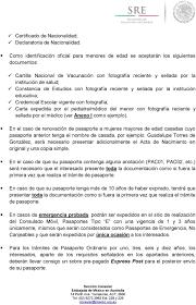 Mexico Formato Carta Poder Simple