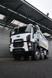 New Ford Tippers | BAS Trucks
