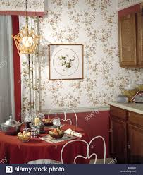 innen tapete küche esszimmer sitzen kleine küche esszimmer