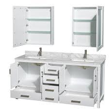 Ikea Bathroom Vanities 60 Inch by Home Decor 60 Inch Double Sink Bathroom Vanity Industrial