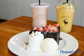 騅ier cuisine r駸ine 曼谷甜點推薦 after you 瑪哈拉碼頭水景相伴的甜點時光 愛旅誌