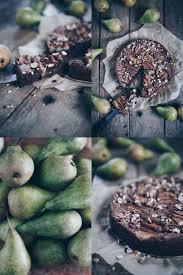 glutenfreier schokonusskuchen mit birnen rezeptidee backen