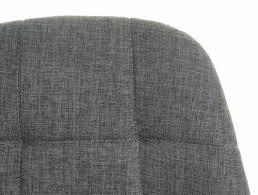 textil grau 2x esszimmerstuhl hwc a60 fuß gebürstet stuhl